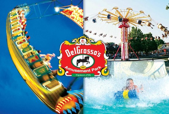DelGrosso's Amusement Park: Rides and Slides