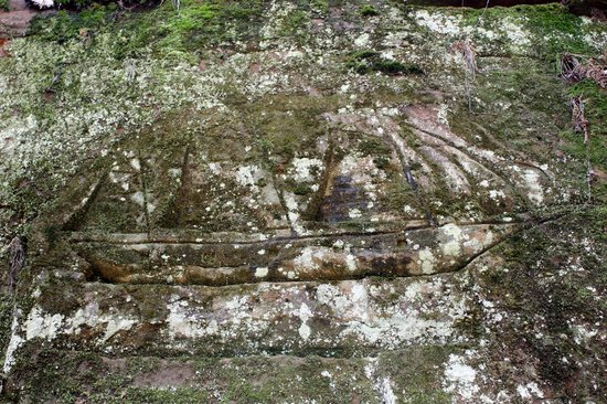 Carved into the rock picture of hinckley reservation
