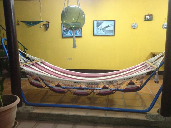 Posada Las Brisas: Hammock for our guests
