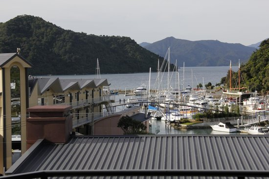 Harbour View Motel Picton: View from room