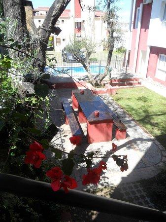 Hotel Del Pilar: vista