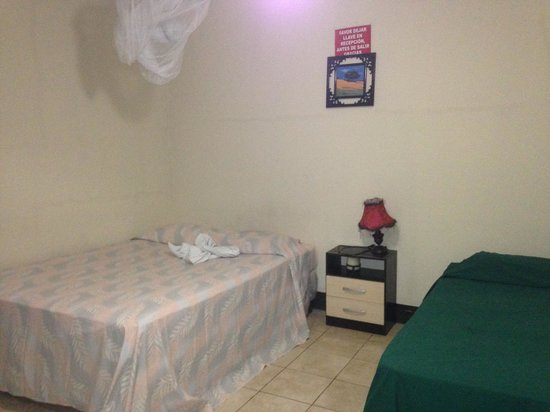 Posada Las Brisas: Double room