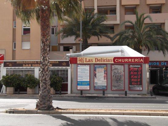 Churreria Las Delicias