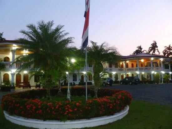 Paso Canoas, Costa Rica: Vista del Hotel