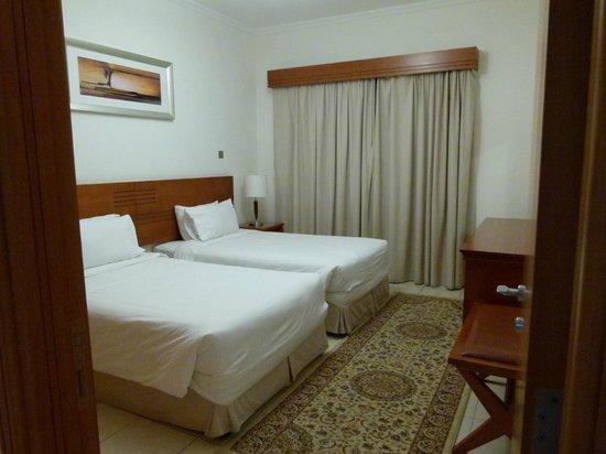 Rose Garden Hotel Apartments - Bur Dubai: habitacion