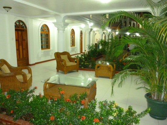 Hotel Los Higuerones : Zona de descanso