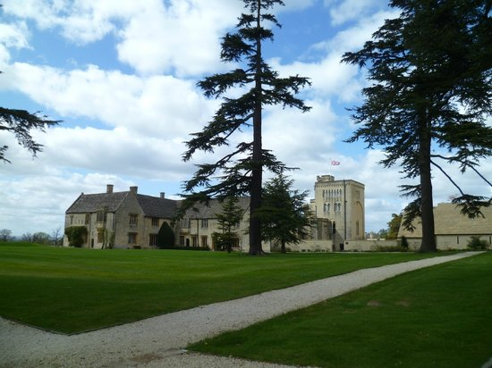 Ellenborough Park: Beautiful grounds