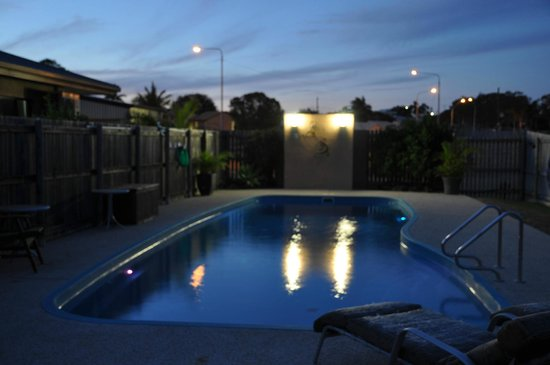 Bluewater Harbour Motel: Pool Area