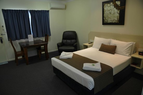 Bluewater Harbour Motel: Self-Contained Room