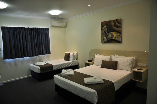Bluewater Harbour Motel: Garden Room/Standard Twin Share Room