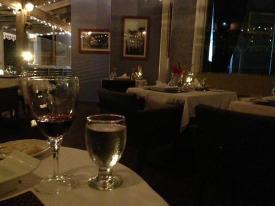 Blue Olive Restaurant and Wine Bar: elegant