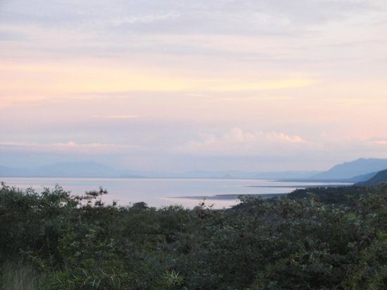 Escarpment Luxury Lodge : Great Rift Valley