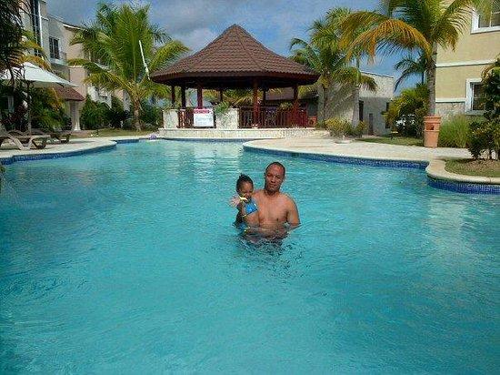 Hostel Punta Cana: mi bebe