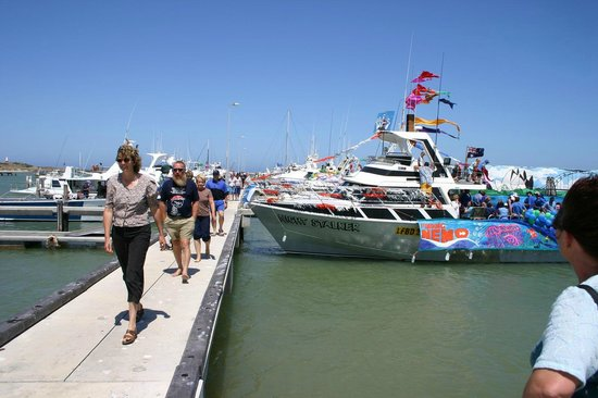 Dongara - Port Denison Visitors Centre: Blessing of the Fleet