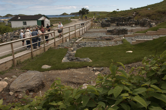 Ferryland, Canadá: Colony of Avalon archaeological site