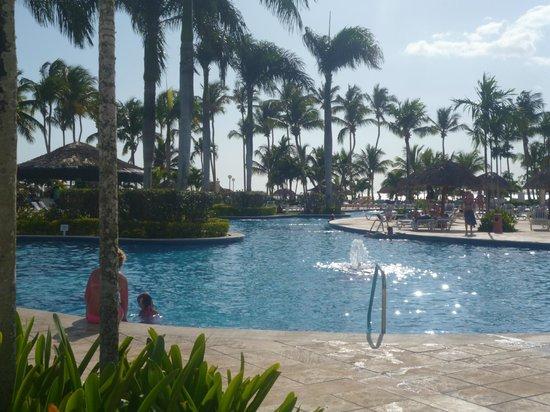 Grand Bahia Principe La Romana: piscine