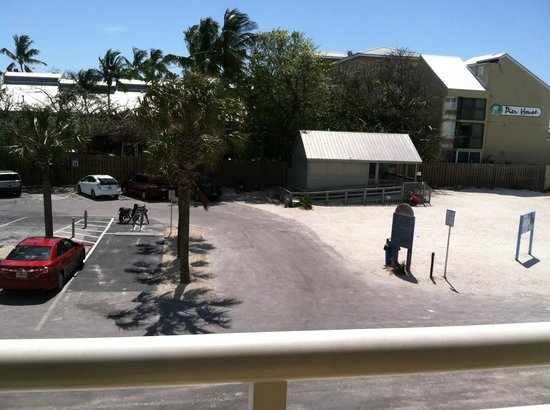 Hyatt Key West Resort and Spa: balcony view