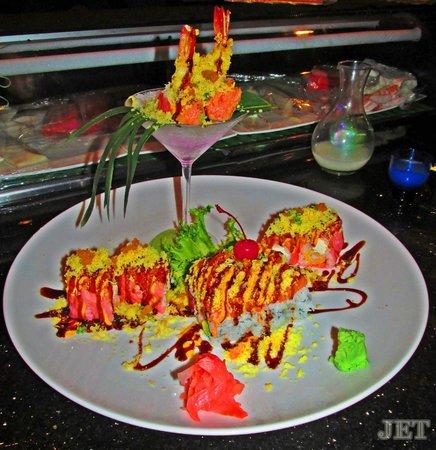 Wasabi Sushi Image