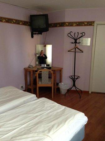 Hotel Aveny Bed & Breakfast: Skrivhörnan