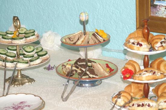 Charisma Cafe : Tea party!