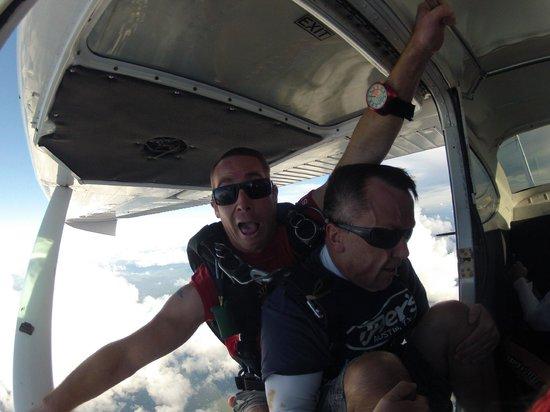 Skydive Ramblers: skydive