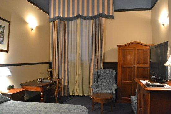 Wellesley Boutique Hotel: Classic Double room