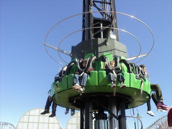 Six Flags America : Tower