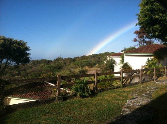 Hotel de Montaña Monteverde: So many rainbows!