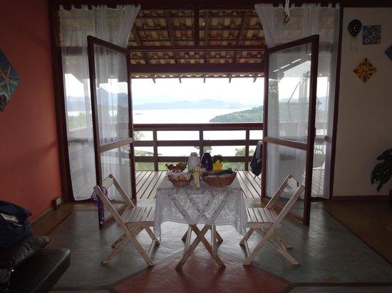 Resort Croce del Sud: Vista interna