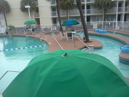 Best Western Plus Grand Strand Inn & Suites: Pool and lazy river