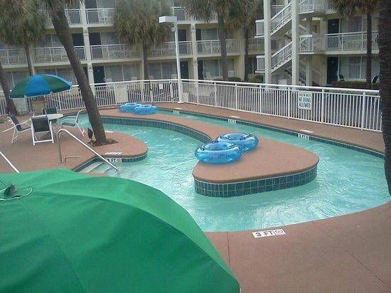 Best Western Plus Grand Strand Inn & Suites: Lazy river