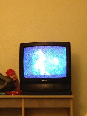 Motel 6 Douglas: cable was always staticky (109)