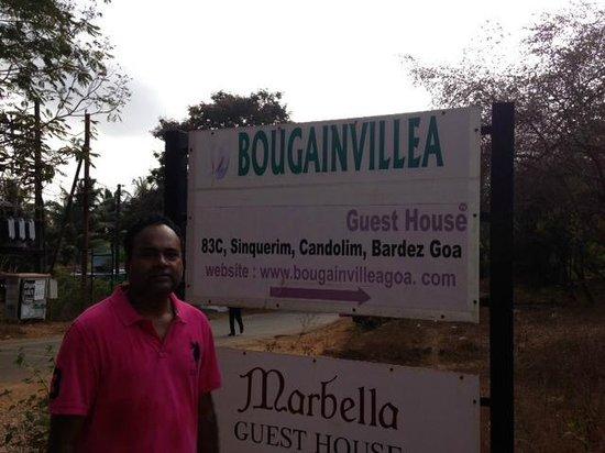 Bougainvillea Guest House Goa: a perfect getaway