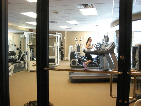 Delta Hotels by Marriott Kananaskis Lodge: Work Out Room