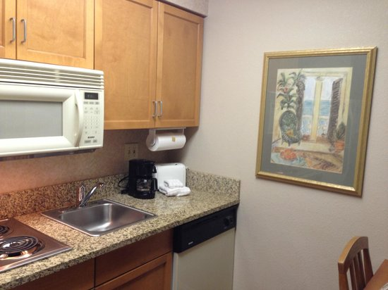 Homewood Suites Orlando-International Drive/Convention Center: artwork a little outdated