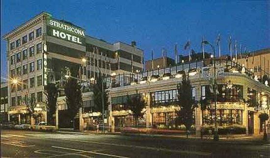 The Strathcona Hotel: Strathcona
