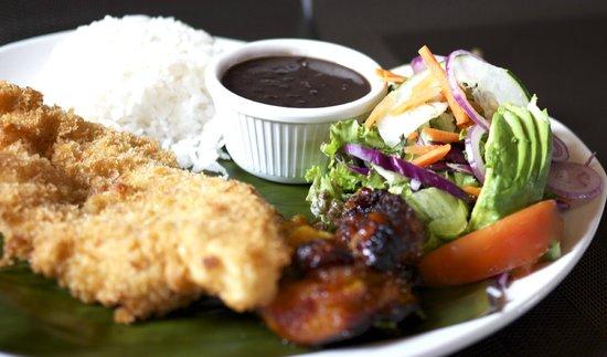 Toro Negro Steak House: Casado with Fish