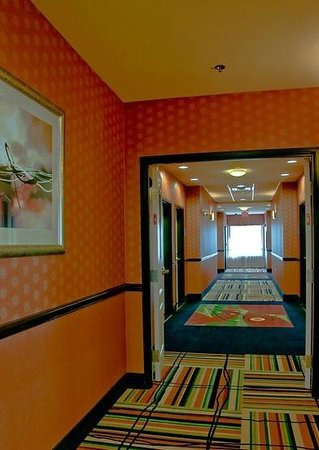 Holiday Inn Express Hotel & Suites Royse City - Rockwall Area: Hallway