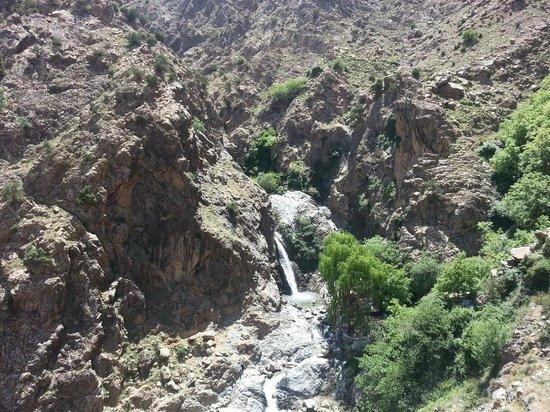 Setti Fatma et les 7 Cascades: la cascata più grande