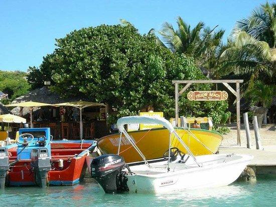 Photo of Pinel Beach St. Maarten/St. Martin