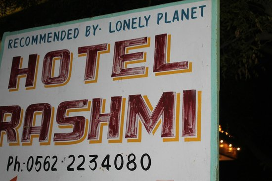 Hotel Rashmi: Reccomended By Lonely Planet