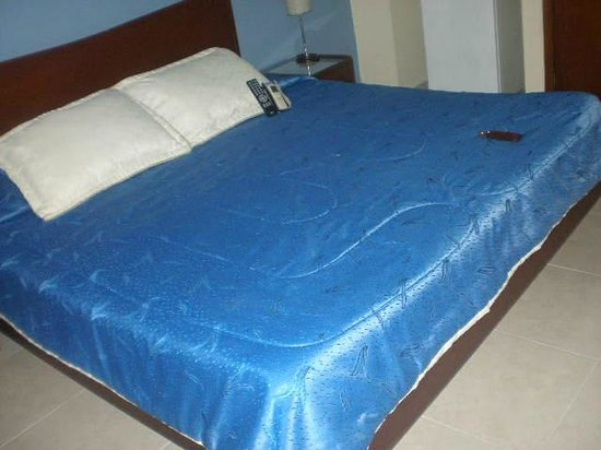Cabecera Country Hotel: King size bed Hotel Cabacera