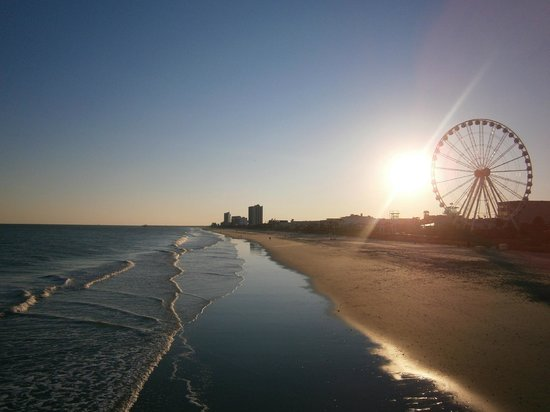 Myrtle Beach Marriott Resort & Spa at Grande Dunes: Myrtle Beach near Boardwalk