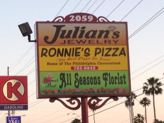 Ronnie's Pizza: Best Pizza in Yuma!!!