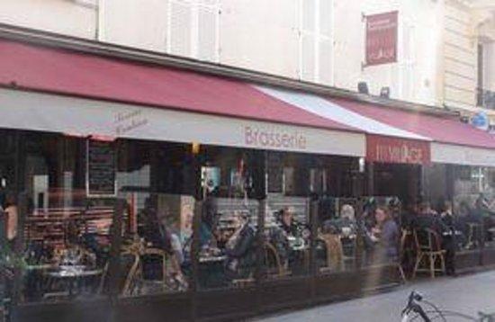 terrasse restaurant cafe le village picture of le. Black Bedroom Furniture Sets. Home Design Ideas