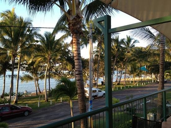 Sails On Horseshoe : The view from the balcony