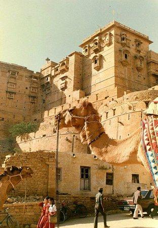 Jaisalmer, Inde : sonar kila