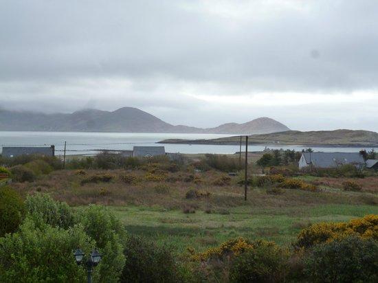 Skellig Hostel : Wonderful view of the Bay