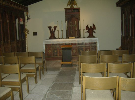 Mission San Diego de Alcala : Chapel