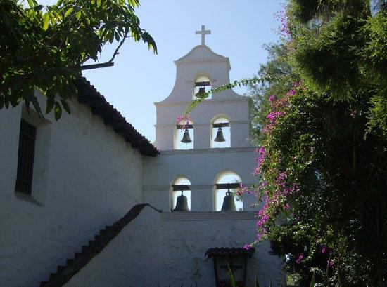 Mission San Diego de Alcala: The Bells